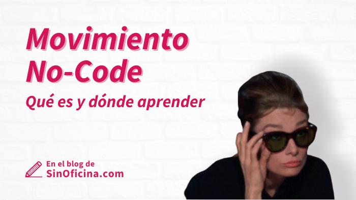 movimiento no-code