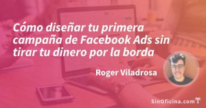 Sesión de Roger Viladrosa en SinOficina